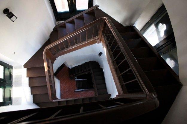 Escalera de la Torre