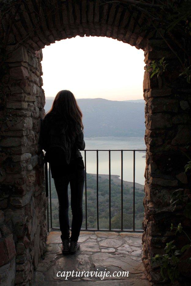 El último adiós del día - Balcón de los amorosos - Castellar Viejo