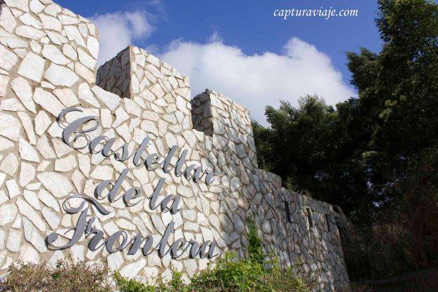 Castellar de la Frontera - Entrada Pueblo Nuevo