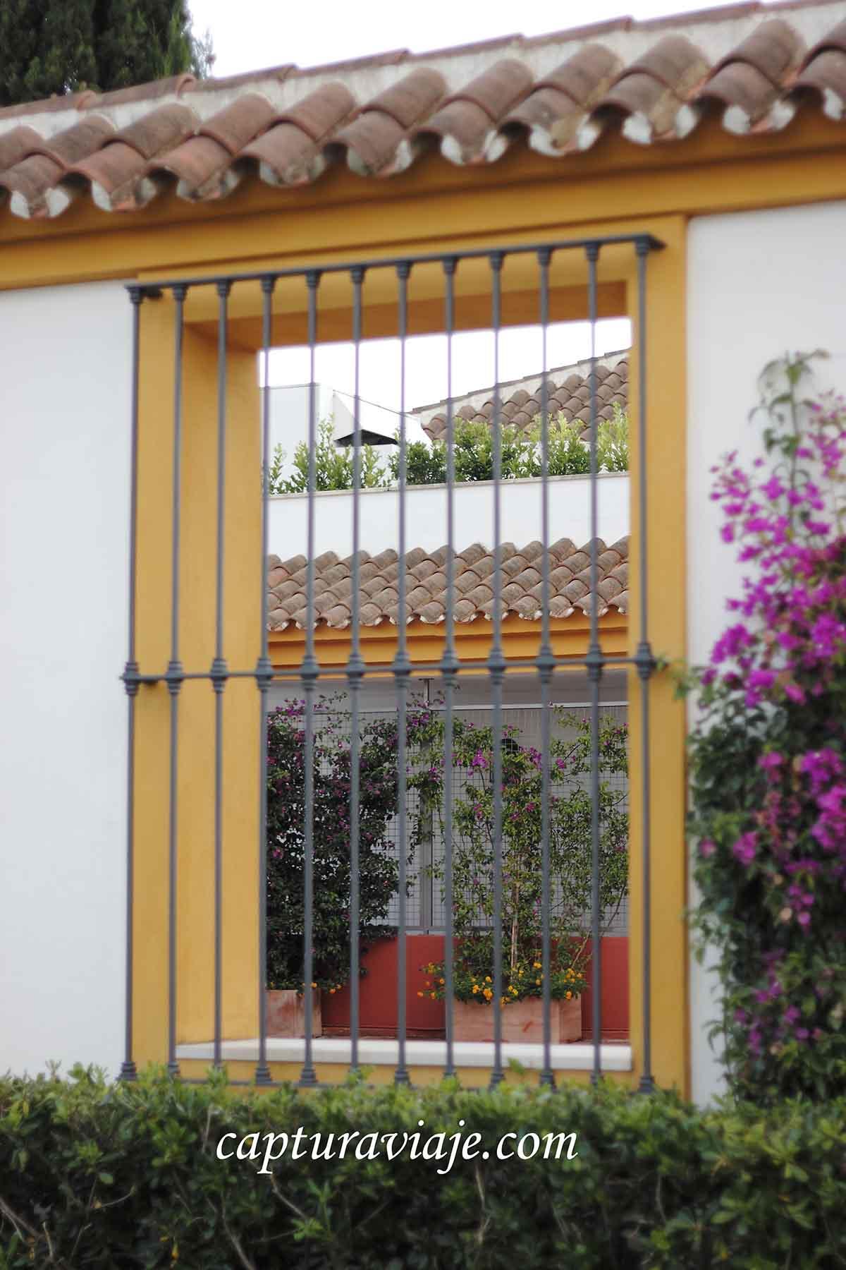 Patio andaluz hotel castellar capturaviaje - Un patio andaluz ...