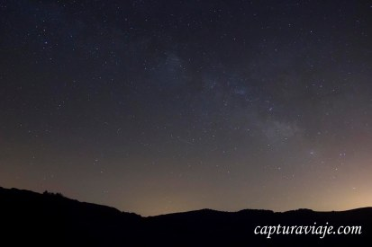 Eta Acuáridas 2013 - Estrella fugaz capturada