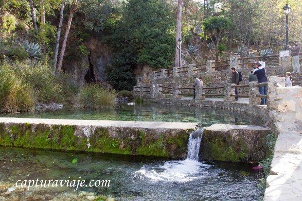 01 - Salida Agafona Valle del Genal - Nacimiento Río Genal - Igualeja