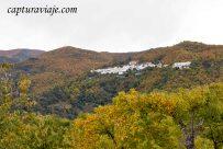 14 - Salida Agafona Valle del Genal - Vistas