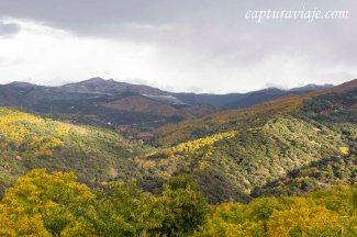15 - Salida Agafona Valle del Genal - Vistas