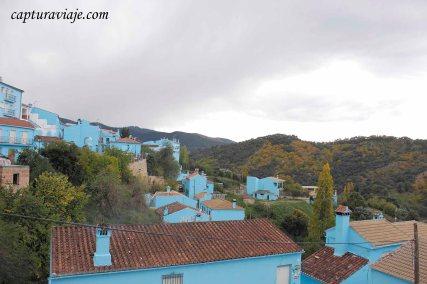 31 - Salida Agafona Valle del Genal - Pueblo Juzcar copia