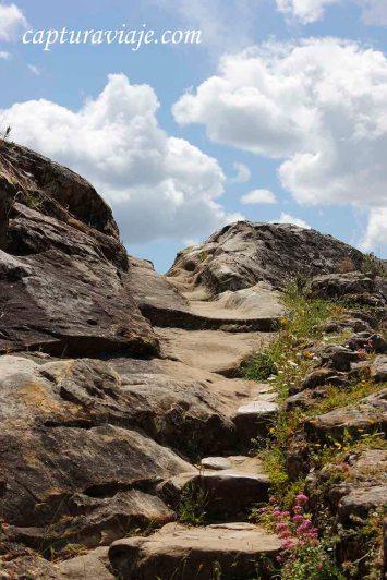 Jimena y su Río - 45 - Camino hacia las nubes
