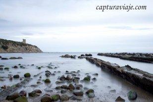 Bajando la marea - Costa Guadalmesí - Tarifa