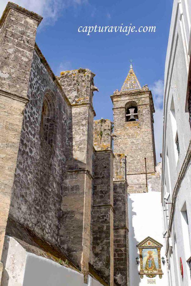 06 - Vejer de la Frontera - Iglesia - D