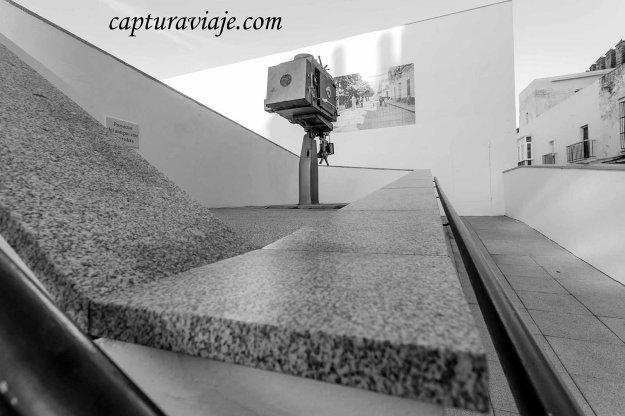 20 - Vejer de la Frontera - Proyector del Antiguo Cine Corredera - D