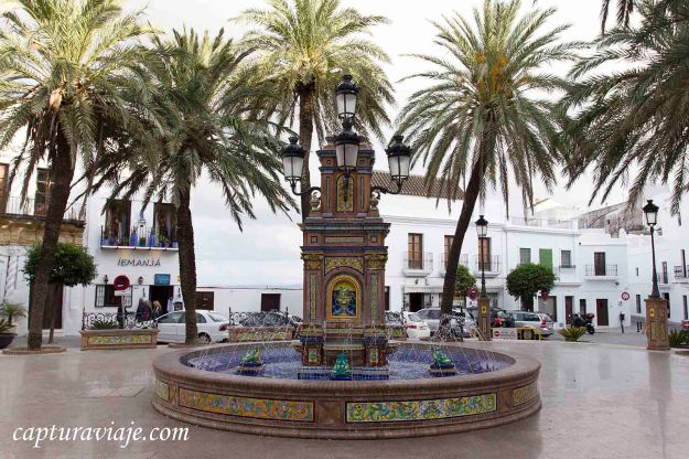 31 - Vejer de la Frontera - Plaza España - D