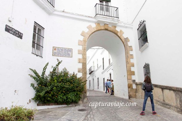 35 - Vejer de la Frontera - Arco de la Villa - D