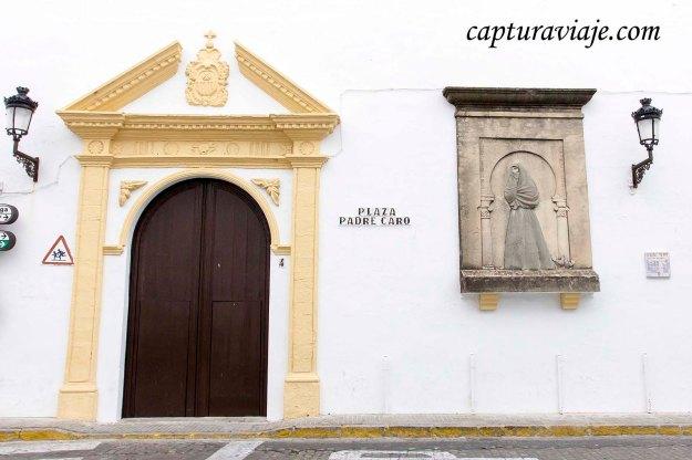 45 - Vejer de la Frontera - Plaza Padre Caro - D
