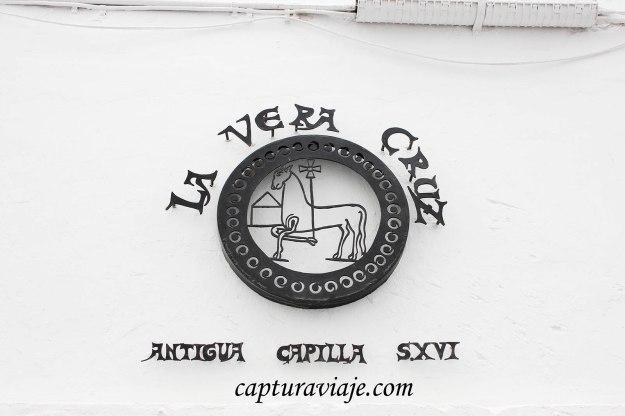 56 - Vejer de la Frontera - La Vera Cruz Antigua Capilla - M