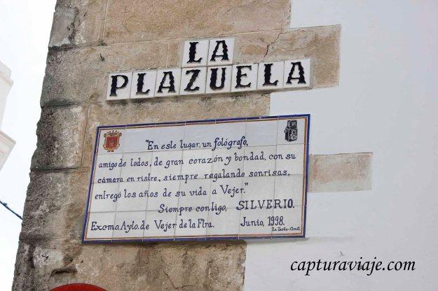 62 - Vejer de la Frontera - La Plazuela - M