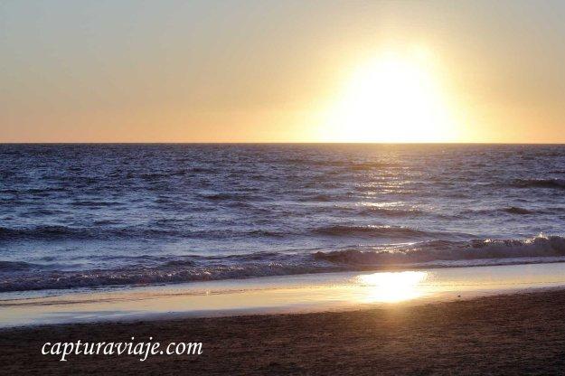 71 - Vejer de la Frontera - Atardece en Playa El Palmar - D