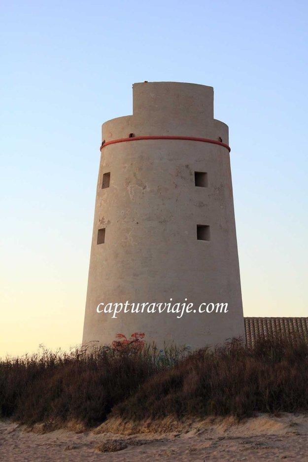 74 - Vejer de la Frontera - Torre Playa El Palmar - D
