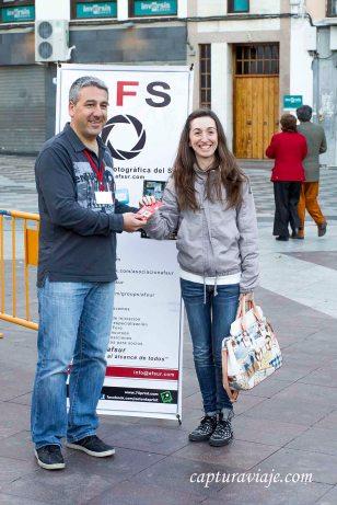 46 - PFC2013 - Premio para María Sánchez