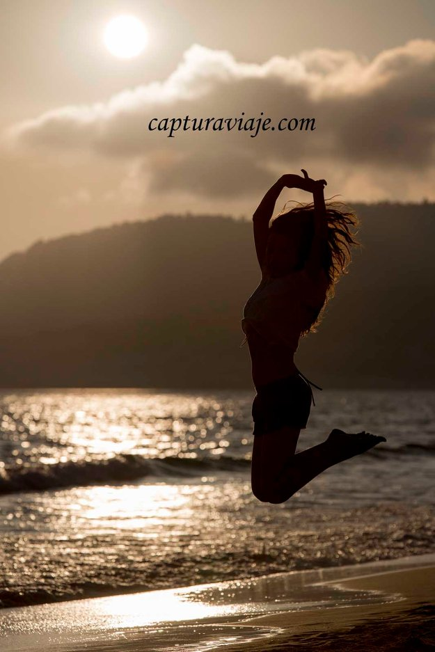 09 - Contraluz - Verano de saltos - Playa de Bolonia - Tarifa