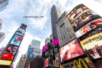 George M Cohan - Times Square - Manhattan - New York