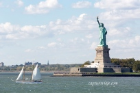 Liberty Island - III - New York