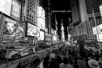 Los Miserables en Times Square - New York