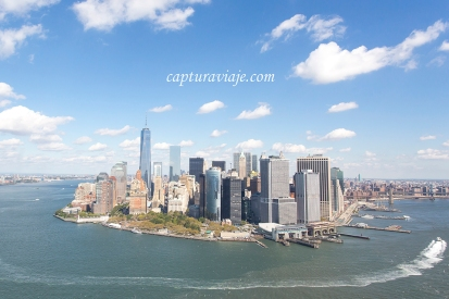 Lower Manhattan - vista aérea - I - New York